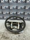 1999 2001 infinity q45t leather brown STEERING WHEEL