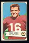 Frank Gifford Cards, Rookie Cards and Autographed Memorabilia Guide 9