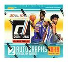 2018-19 Donruss Hobby Box (Factory-sealed). Luka Doncic, Trae Young RC!!!