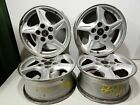 2000 2002 Pontiac Bonneville 16 5 spoke alloy wheel rim set of 4 OEM 5x115mm