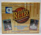 2012-13 Fleer Retro Basketball Factory Sealed Hobby Box