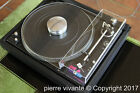 PIERRE VIVANTE Plattenspieler Haube oG Turntable dustcover zB DUAL 701 2mm