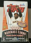 Brand New 2005 Topps Series 2 Factory Sealed Hobby Jumbo Box Verlander Rookie ??