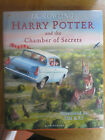 Harry Potter and the Chamber of Secrets 1st Edition Signed Illustrator Jim Kay