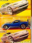 Matchbox Superfast Corvette C6 Blue 1 8000 Rare And Hard To Find