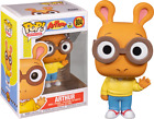 Funko Pop Arthur Figures 19