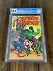 Captain America #110 CGC (8.0) OW W PAGES- 1st MADAME HYDRA (1969) Steranko Art!