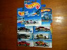 HOT WHEELS 1996 2005 LOT OF 7 CHEVY STOCKER MONTE CARLO AERO COUPE FREE SHIP