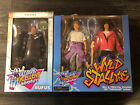 BILL AND TED'S EXCELLENT ADVENTURE MOVIE ACTION FIGURE SET NECA RUFUS