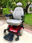 Pride Mobility Jazzy Select 6 Electric Wheelchair XLNT COND FREE SHIPPING
