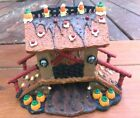Lemax Sugar n Spice Goblin Bridge Halloween village decoration