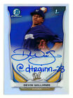 All You Need to Know About the 2014 Bowman Chrome Prospect Autographs  16