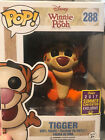 NEW Funko Pop! Flocked Tigger 2017 SDCC Exclusive - 288 - Winnie The Pooh