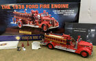 Franklin Mint Precision Models 1938 Ford Fire Engine 132 Scale Die cast
