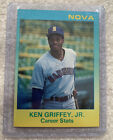 Ken Griffey Jr. Minor League and Pre-Rookie Card Guide 36
