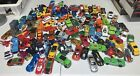 Lot Of 100 + Loose Hot Wheels Cars Trucks Planes + More Used Condition