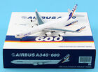 JC Wings 1400 LH4167 Airbus Industrie A340 600 Diecast Aircraft Model F WWCC