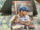 RON SWOBODA SIGNED SPORTS ILLUSTRATED 1969 WORLD SERIES CHAMPIONS NY METS  4