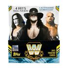2017 Topps WWE Legends Wrestling Hobby Box - 3 Guaranteed Autographs!
