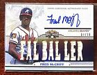 Top 10 Fred McGriff Baseball Cards 14