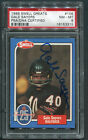 Gale Sayers Cards, Rookie Card and Autographed Memorabilia Guide 48