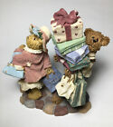 Boyd Bear *Mother's Day* Mrs Shopsalot with Schlepper Just one more stop 2277990
