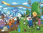 Mathematical! 2014 Cryptozoic Adventure Time Autographs Gallery, Guide 34