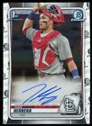 Top 50 Bowman Chrome Baseball Autographs Of All-Time 18