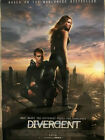 Divergent Original Movie Poster Double Sided - 27x40