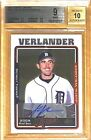 Justin Verlander Cards, Rookie Cards and Autograph Memorabilia Guide 47