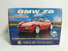 Franklin Mint BMW Z8 2000 Red Roadster 124 Scale Diecast Model Convertible Car