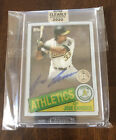 2021 Topps Clearly Authentic Baseball Cards 25