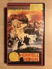 The Horrible Sexy Vampire Vintage VHS Tape English Audio With dutch subs Horror