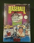 1986 Donruss Baseball 36 Pack Wax Box BBCE Authentic (CANSECO PSA 10?)