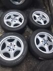 BMW Z3 M 5 Spoke Wheels E36 Roadster Coupe OEM