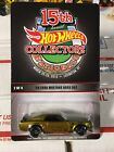 HOT WHEELS 15th NATIONALS 69 Ford Mustang BOSS 302 LOW NUMBER 172 2000 b58