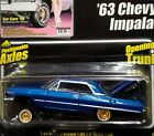 63 1963 Chevy Impala Revell Lowrider Magazine Collectible Chevrolet Car Blue