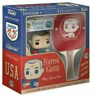 FORREST GUMP PING PONG PADDLE Funko Pop target exclusive NEW #770