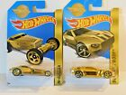 Lot of 2 Hot Wheels International mail in promo cars