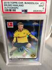 2018-19 Topps Chrome Bundesliga Soccer Cards 11