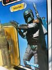 1983 Vintage Star Wars Kenner ROTJ Boba Fett Bubble Sealed Perfect Condition