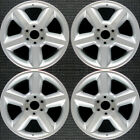 Chevrolet Avalanche All Silver 20 OEM Wheel Set 2007 to 2010