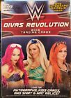 2016 topps wwe Divas Revolution 51 Cards per Box W Autograph or Relic LOT OF 5