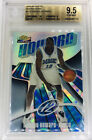 2003-04 Topps Finest Refractor Dwight Howard BGS 9.5 Gem 250 XRC Rookie Card