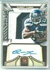 2012 Panini Crown Royale Football Rookie Silhouette Autographs Guide 37