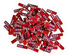Pez Candy Single Flavor 2 Lb Bulk Bag (Cherry) Red Candy