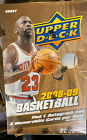 2008-09 UD Upper Deck Basketball Factory Sealed Hobby Box