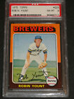 Top 10 Robin Yount Baseball Cards 18