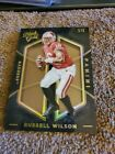 Russell Wislon 2016 Panini Black Gold Only 5 Made Shadow Box