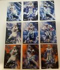 2014 Topps Fire Football Cards 22